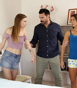 Bad Teens Punished - Spoiled Brat Disciplined - S5:E2 featuring Alex Blake. (Photos)